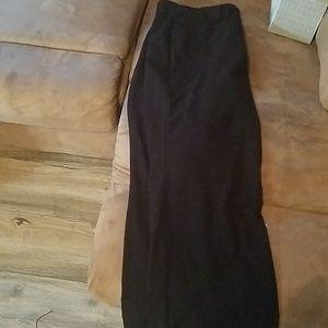 Lane Bryant 16s black dress pants